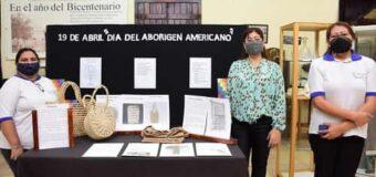 Habilitaron una muestra por la Semana de los Pueblos Indígenas