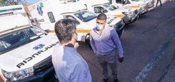Más ambulancias para el interior chaqueño