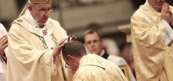 Francisco ordenará nueve sacerdotes para la diócesis de Roma, dos de ellos sudamericanos