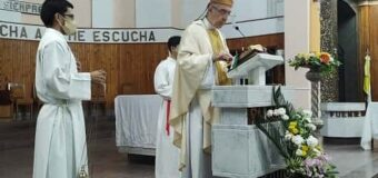 Mensaje de Pascua 2021 de Hugo Barbaro, Obispo de San Roque