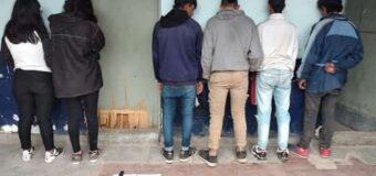 Barrios tierra de nadie: Jóvenes de entre 16 y 25 años realizan destrozos en el Cifma