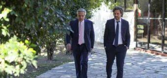Alberto Fernández analiza la salida de Cafiero y piensa en un gabinete de emergencia que pueda controlar