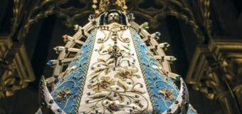 Catedral celebra el Triduo en honor a Nuestra Señora de Luján
