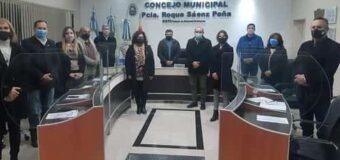 El Concejo recibió a integrantes de ALCEC