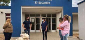 Zdero recorrió El Impenetrable y recibió planteos de necesidades de los centros sanitarios