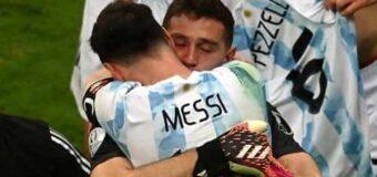 #CopaAmérica2021: Argentina venció a Colombia por penales y jugará la final con Brasil