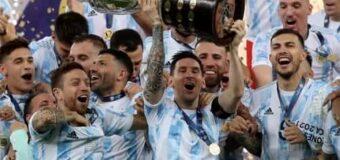 Con Messi, goleador y mejor jugador del torneo, Argentina se coronó campeona de América