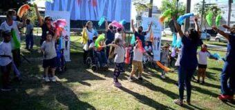 Con el Festival por la Inclusión, cerró el mes de la educación especial