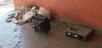 Delincuencia descontrolada: otra escuela desvalijada este fin de semana